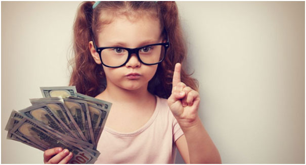 TEACH YOUR KIDS HOW TO BE FINANCIALLY WEALTHY