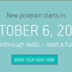 Read more about the article October 6, 2021 – Develop Breakthrough Skills
